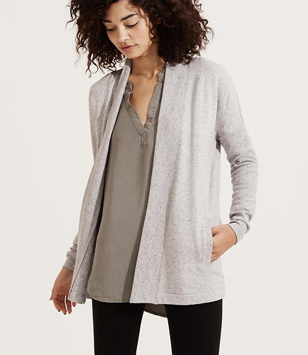 Image of Lou & Grey Signaturesoft Open Cardigan
