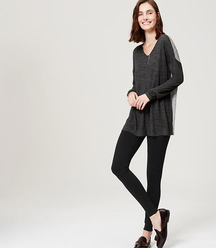 Image of Tall Seamed Ponte Pants