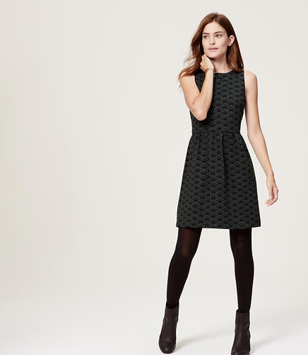 Image of Deco Flare Dress