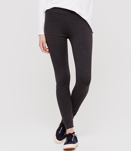 Image of Petite Lou & Grey Ponte Leggings