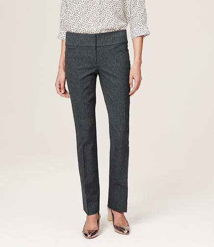Image of Tall Bi-Stretch Straight Leg Pants in Marisa Fit