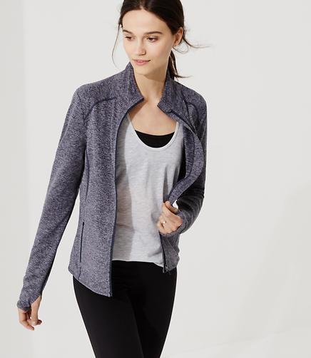 Image of Lou & Grey Form Zip Jacket