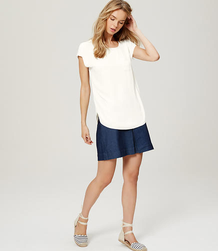 Image of Drapey Pocket Tee