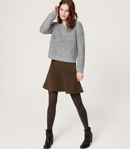 Image of Loop Stitch Sweater