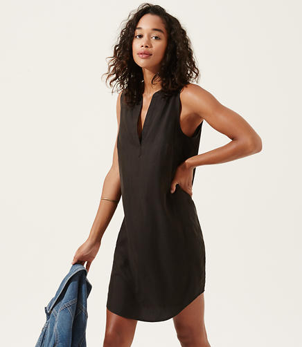 Image of Lou & Grey Silkwash Tank Dress