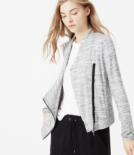 Image of Lou & Grey Signaturesoft Moto Jacket