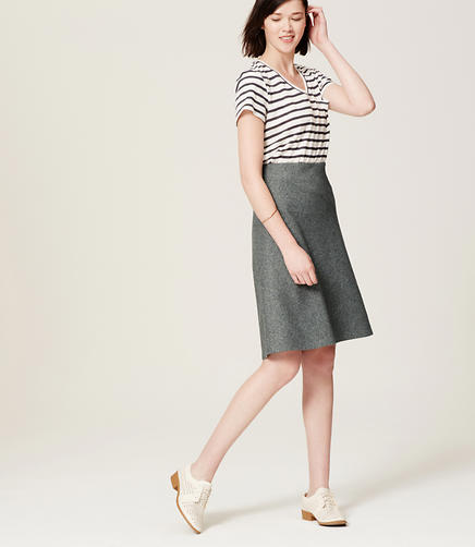 Image of Flannel Skirt
