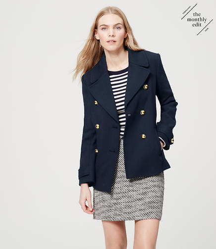 Image of Admiral's Peacoat
