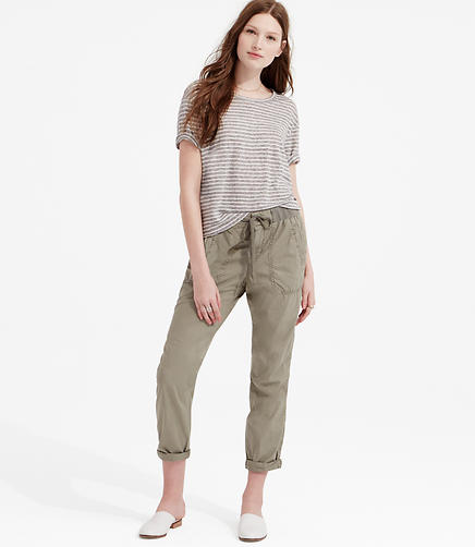 Image of Lou & Grey Poplin Pants
