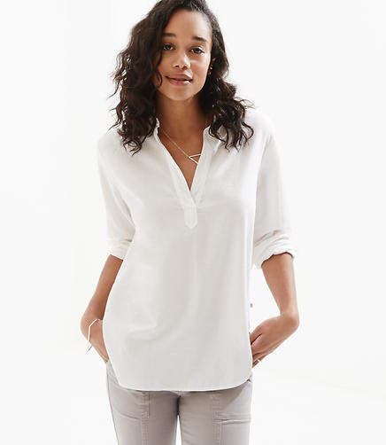 Image of Lou & Grey Pop-On Tunic