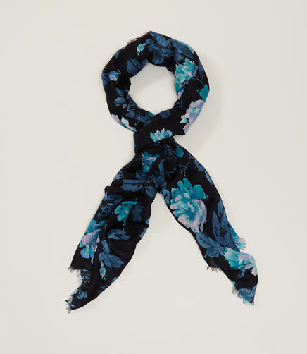 Image of Iced Bloom Scarf
