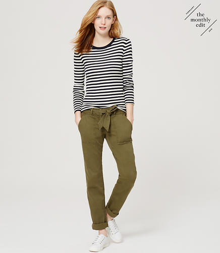 Image of Sailor Stripe Sweater
