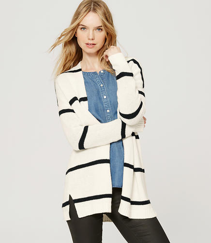 Image of Nautical Open Cardigan