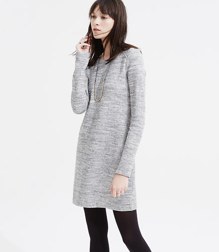 Image of Lou & Grey Spacedye Sweatshirt Dress