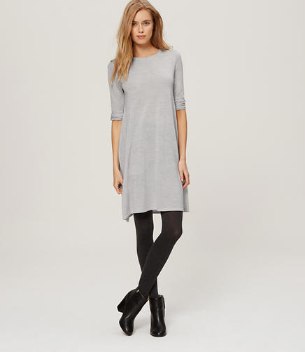 Image of Relaxed Tee Dress