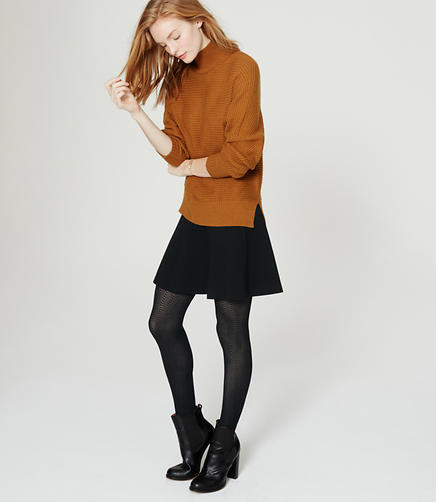 Image of Scallop Tights