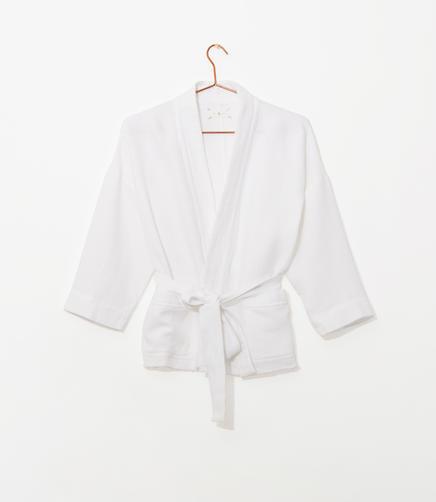 Image of Lou & Grey Herringbone Kimono Jacket