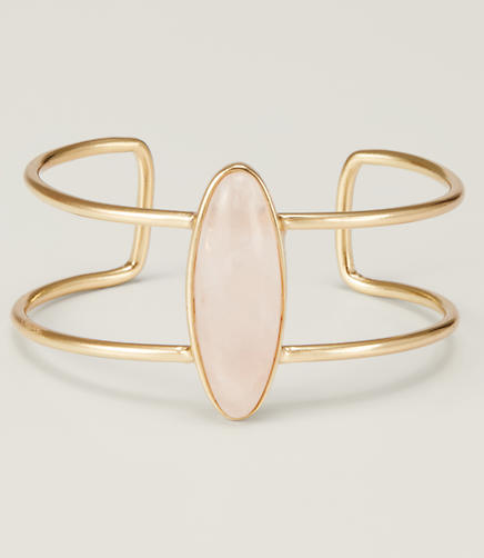 Image of Stone Cuff Bracelet
