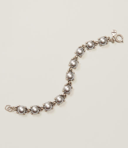 Image of Grey Pearlized Bracelet