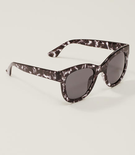 Image of Monochrome Square Sunglasses