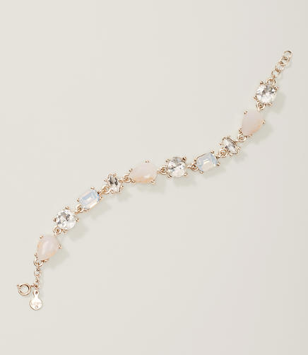 Image of Rose Crystal Bracelet