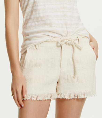 Image of Lou & Grey Fringe Shorts