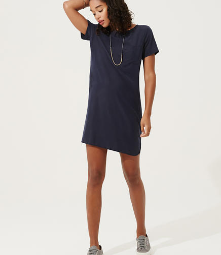 Image of Lou & Grey Washed Tee Dress