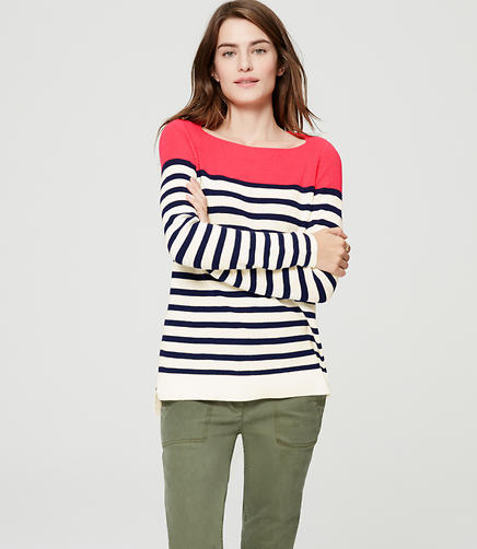 Image of Pop Stripe Sweater