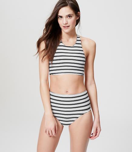 Image of LOFT Beach Reversible Bikini Top