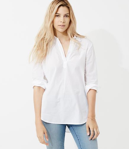 Image of Lou & Grey Softest Cotton Shirt
