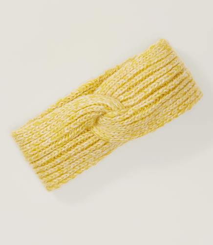 Image of Twist Knit Earwarmer