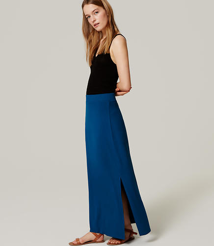 Image of Essential Maxi Skirt