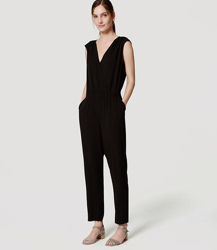 Image of Tie Back Jumpsuit