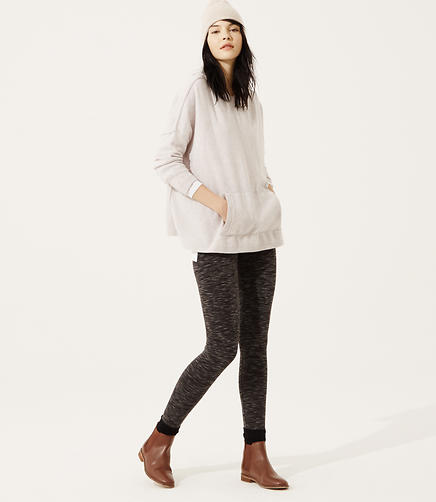 Image of Lou & Grey Spacedye Cozy Flipside Leggings