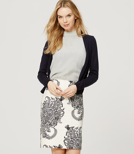 Image of Ivy Pencil Skirt