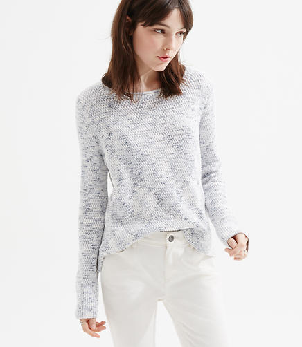 Image of Lou & Grey Texturemarl Sweater