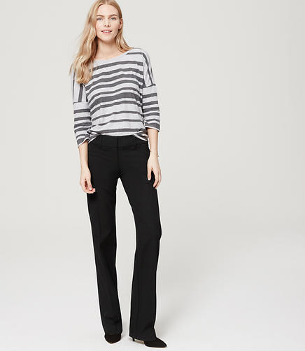 Image of Petite LOFT Trousers in Marisa Fit