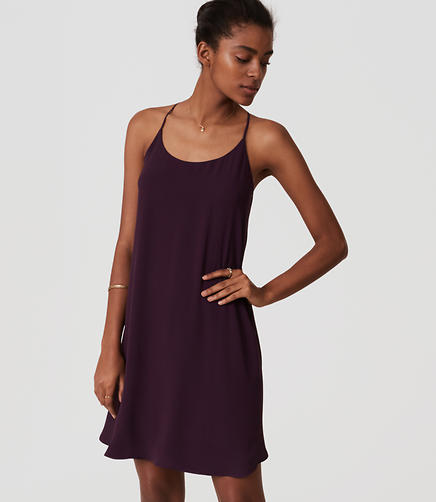 Image of Strappy Racerback Dress