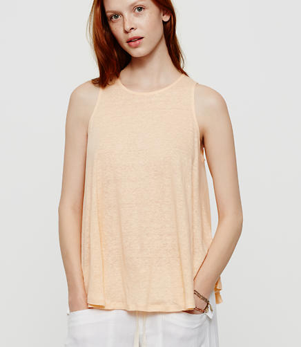 Image of Lou & Grey Linen Swing Tank
