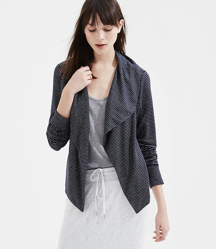 Image of Lou & Grey Signaturesoft Open Jacket