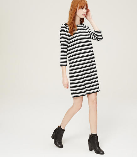 Image of Ahoy Stripe Dress