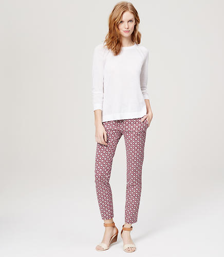 Image of Petalwork Essential Skinny Ankle Pants in Marisa Fit