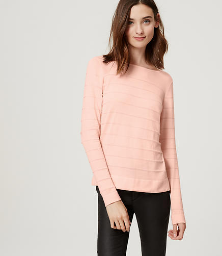 Image of Shadow Stripe Sweater