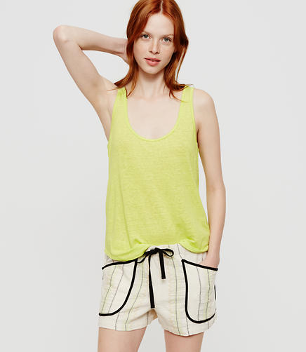 Image of Lou & Grey Linen Tank