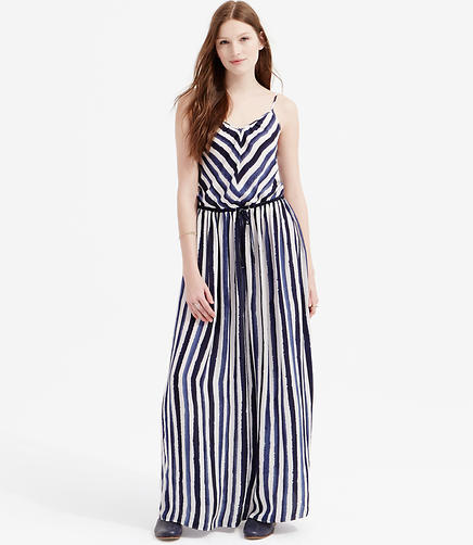 Image of Lou & Grey Watercolor Stripe Dress