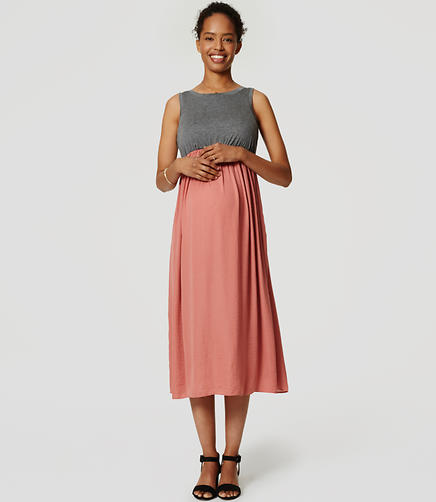 Image of Maternity Duet Dress