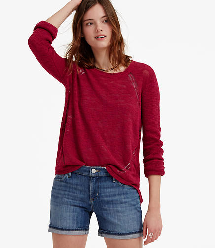 Image of Lou & Grey Pointline Sweater
