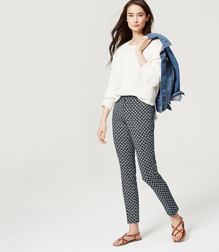 Image of Tulip Essential Skinny Ankle Pants in Julie Fit