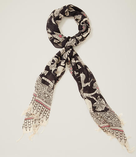 Image of Elephant Scarf