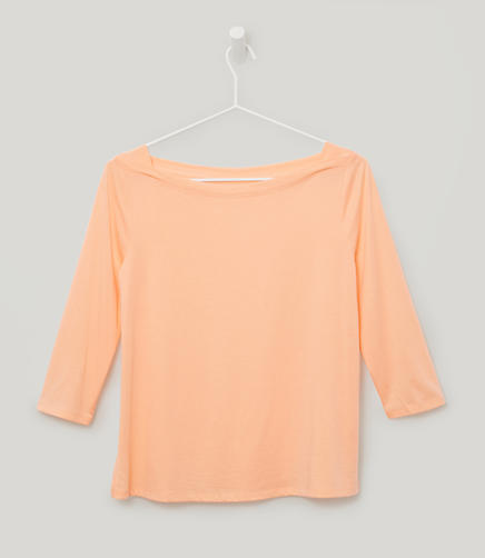 Image of Boatneck Tee